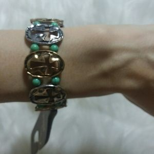 Jewelry - Gold / Silver  Cross Bracelet